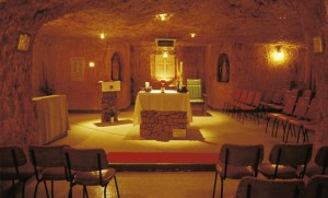 catholic-underground-church-coober-pedy-outback