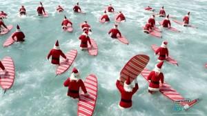 surfingsantas