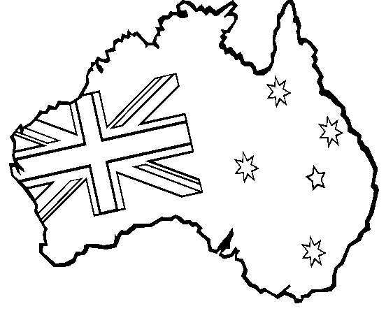 australia-coloring-page