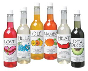 Alchemy cordials range