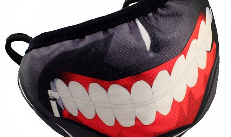 New-Arrival-Hot-Sale-Anti-Dust-Cotton-Mouth-Face-Mask-Halloween-Funny-Gift-Black-Fashion