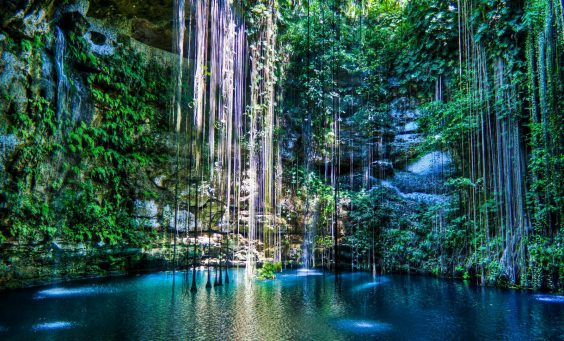Cenote-Yucatan-Peninsula-Mexico
