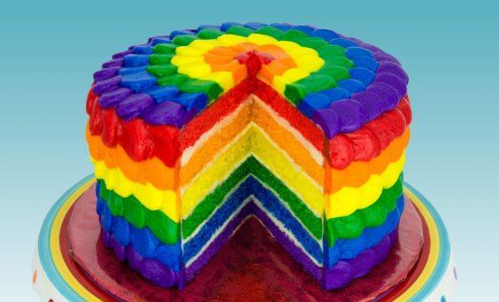 rainbow sweets