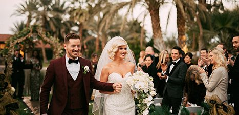 Kimberly-and-Jordan-married-walking-inline
