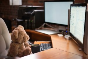 teddy-bear-at-work