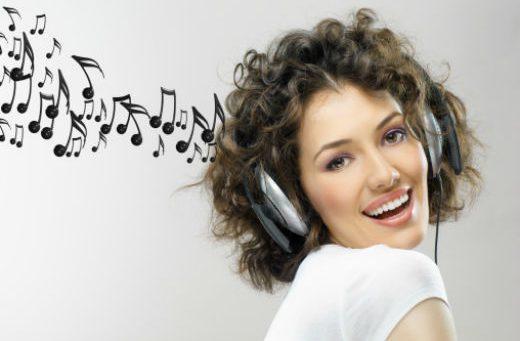 Woman-singing