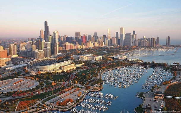 beautiful-aerial-photograph-of-chicago--24434