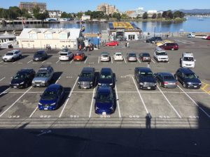 Wharf St Surface Parking Lot