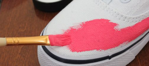 paint-kids-tennis-shoes