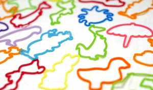 silly bandz -AS