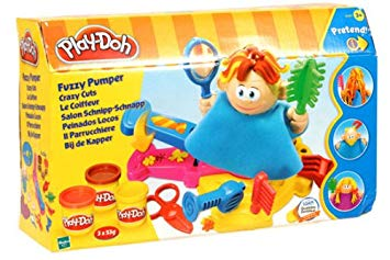 Play Doh Fuzzy Pumper