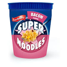 bacon noodles