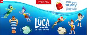 happy luca